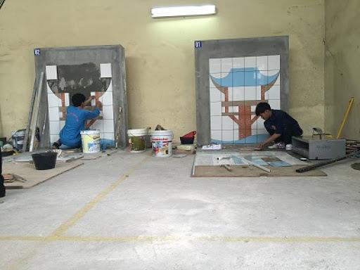 Ốp lát tường và sàn