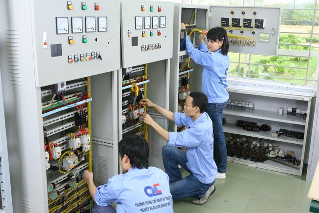 điện công nghiệp