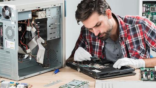 kỹ thuật lắp ráp sửa chữa máy tính