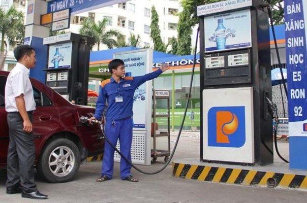 lớp nghiệp vụ xăng dầu