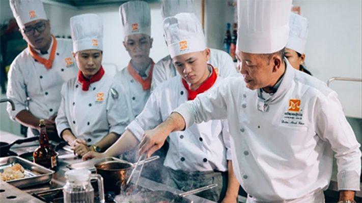 nghiệp vụ bếp trưởng