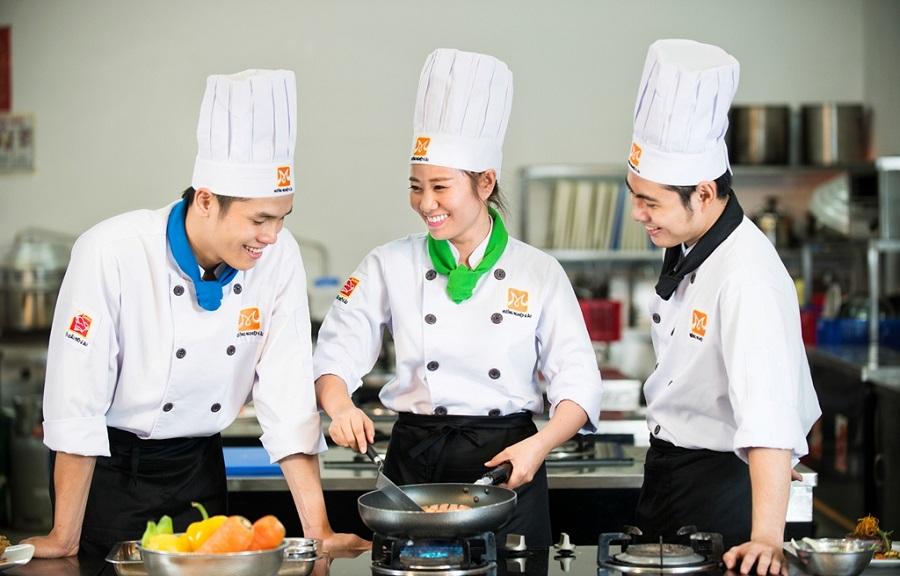 nghiệp vụ bếp trưởng bếp á