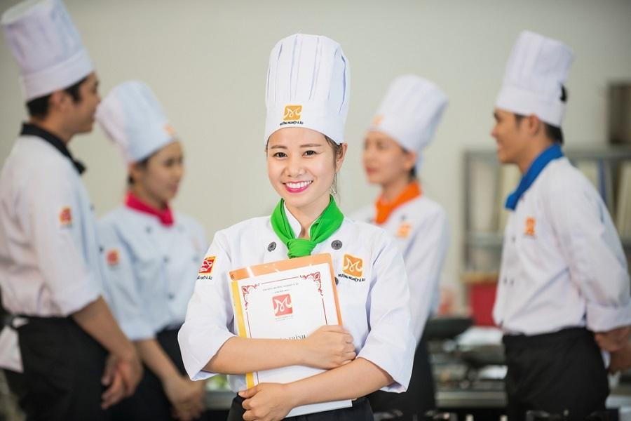 nghiệp vụ bếp trưởng bếp việt
