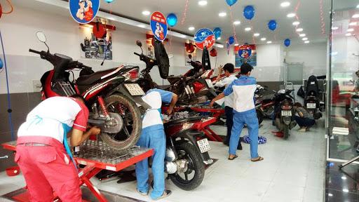 sửa chữa xe máy