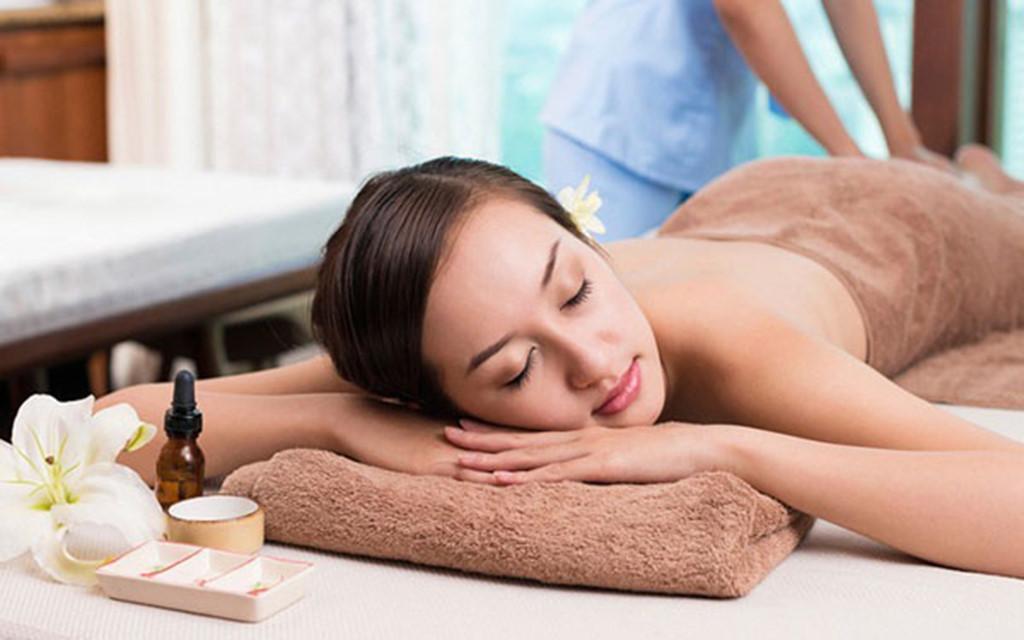 Chăm sóc sắc đẹp spa