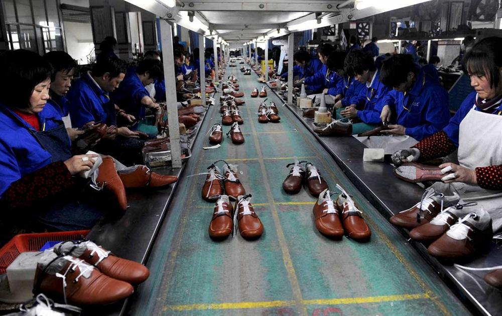 TRung cấp sản xuất giầy da