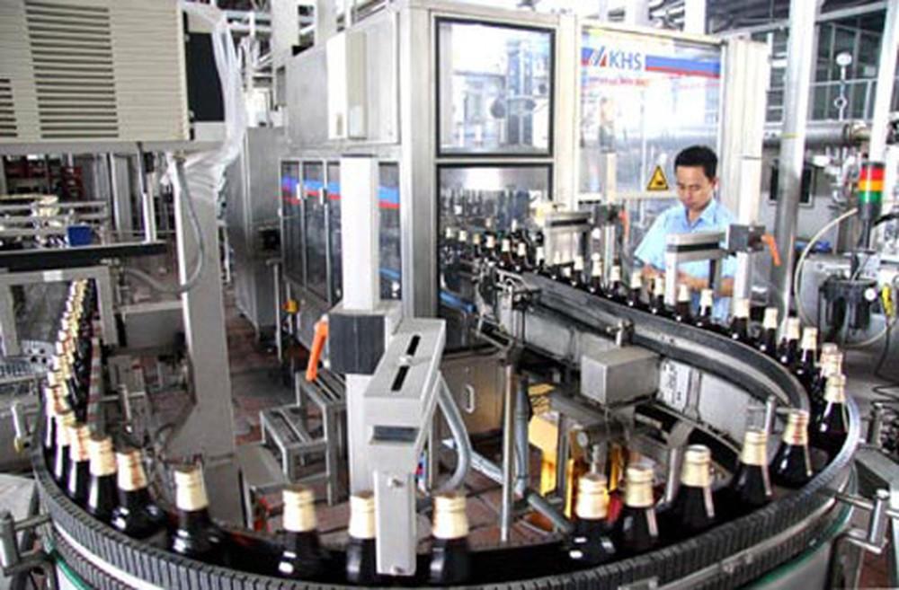 Trung cấp sản xuất rượu bia