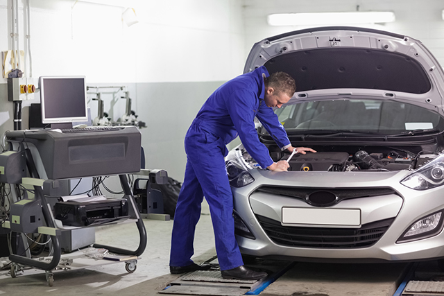 đại học ngành kỹ thuật ô tô