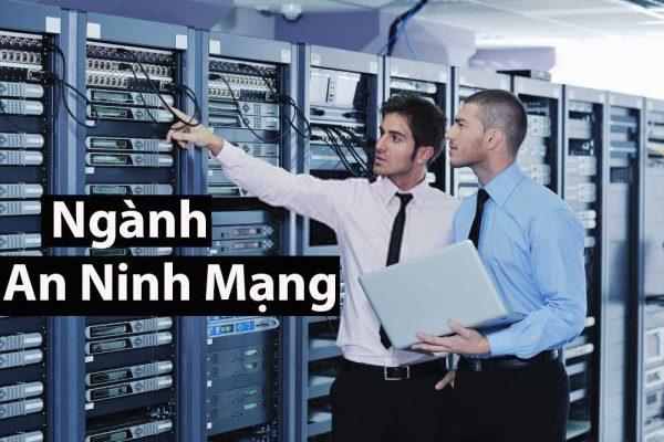 ngành an ninh mạng