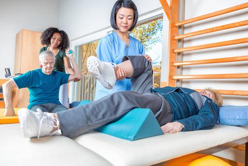 ngành vật lý trị liệu và phục hồi chức năng